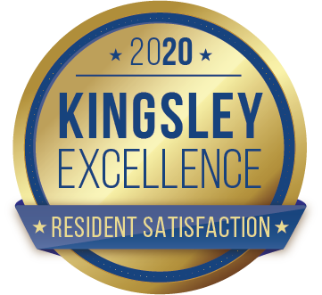 Kingsley Excellence Award