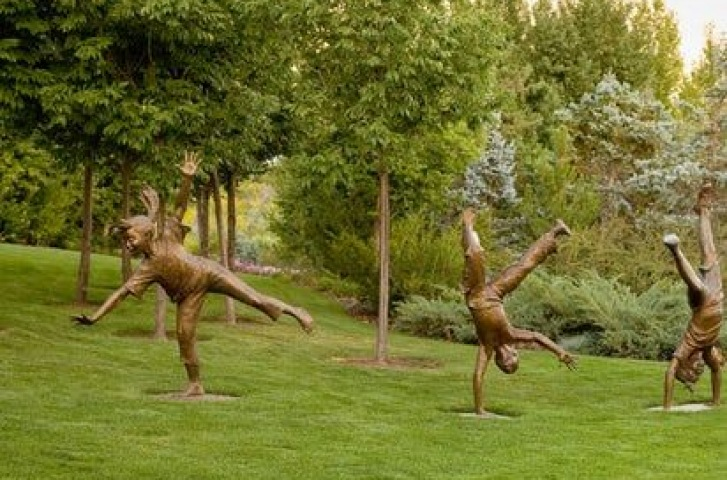 cartwheel kids dallas arboretum