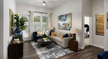 Everleigh Short Pump Living Room