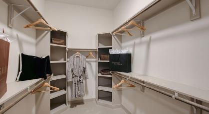 Forestwood Model Closet