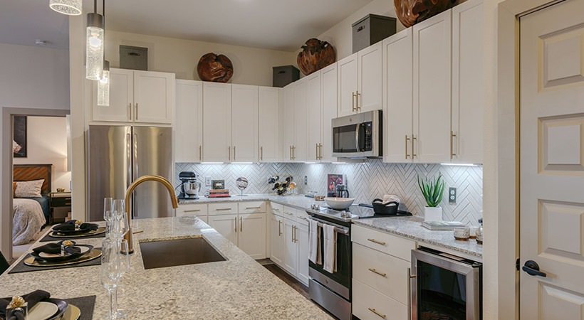 Forestwood Model Kitchen