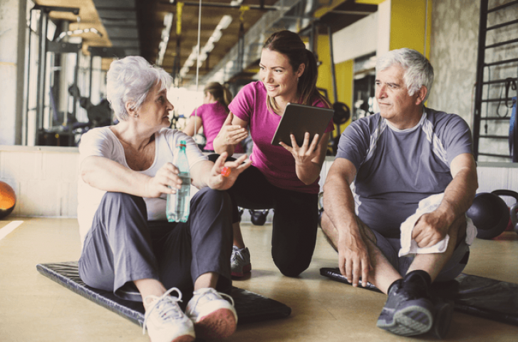 Top Exercises for Older Adults