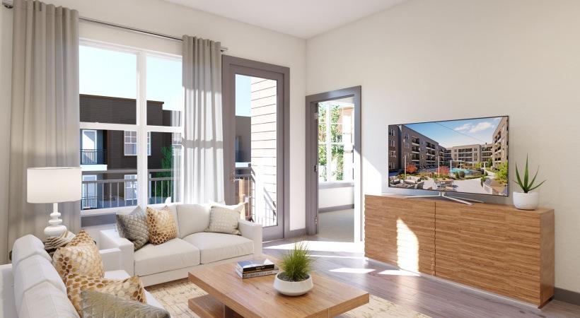 Model Apartment Home